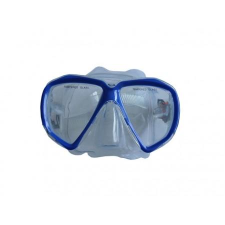 Dámské potápěčské brýle- modré, siliter, od 10 let