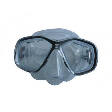 Dětské potápěčské brýle- šedé, siliter