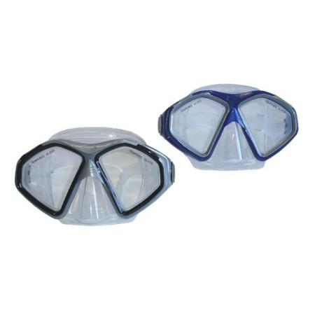 Potápěčské brýle pro juniory a dospělé, modré