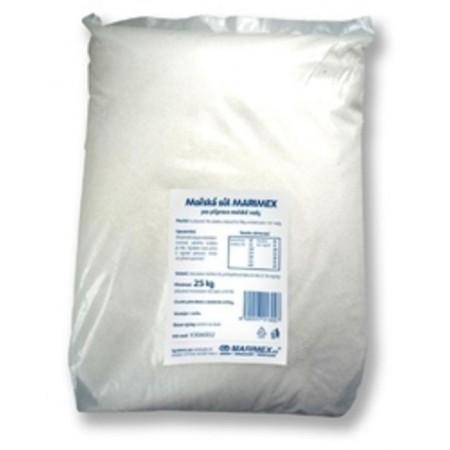 Mořská sůl do bazénů a koupelí, 25 kg