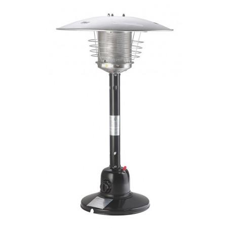 Malé vekovní plynové topidlo na stůl, 5 kW, výška 80 cm