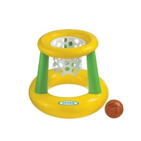 Nafukovací basketbalový koš do bazénu
