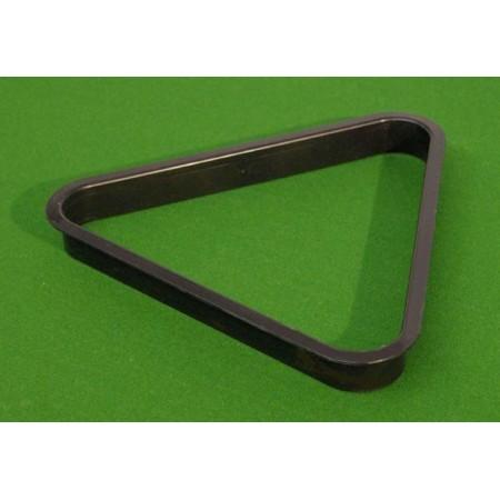Trojúheník pro srovnání koulí při kulečníku, plast, pro koule 57,2 mm