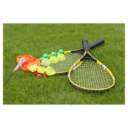 Hrací sada pro rychylý badminton- speedminton