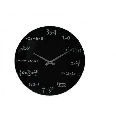 Dětské nástěnné hodiny pro malé matematiky