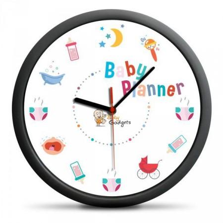 Dárkové hodiny pro nastávající maminky- plánování času dítěte