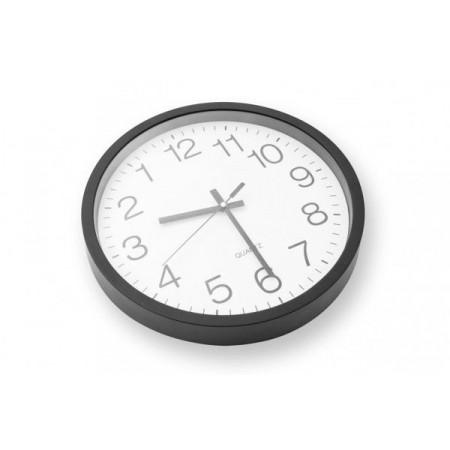 Vtipné nástěnné hodiny- běží pozpátku, průměr 30 cm