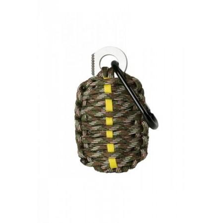Granát pro přežití z padákové šňůry 12v1