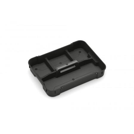 Plastový organizér na nářadí a spojovací materiál, kufry Scuba