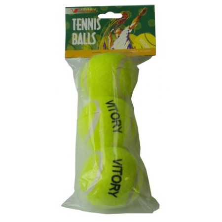 3 ks tenisových míčků