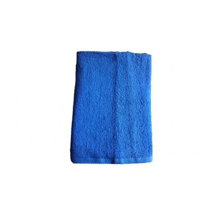Měkký froté ručník s vysokou savostí, 100% bavlna, 50x100 cm, námořnická modrá