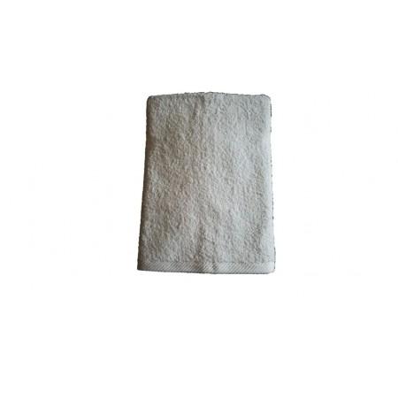 Měkký froté ručník s vysokou savostí, 100% bavlna, 50x100 cm, bílý