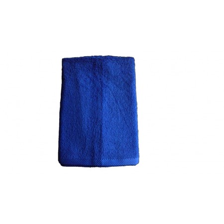 Měkký froté ručník s vysokou savostí, 100% bavlna, 50x100 cm, tmavě modrý