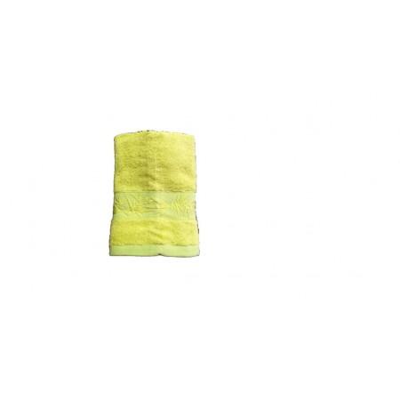 Antibakteriální ručník z bambusového vlákna / bavlny, 50x100 cm, světle zelený