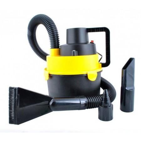 Menší přenosný vysavač do auta - napájení ze zásuvky zapalovače