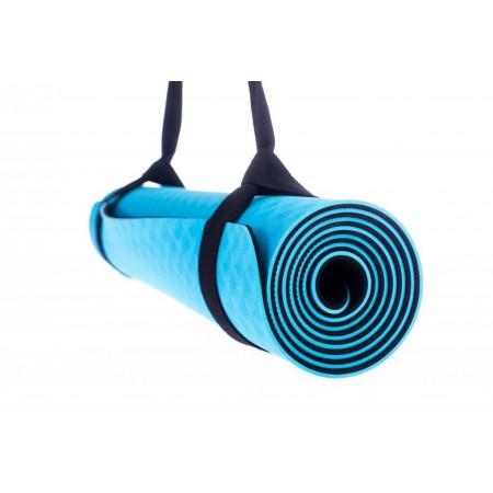 Popruh přes rameno na přenos podložky na cvičení