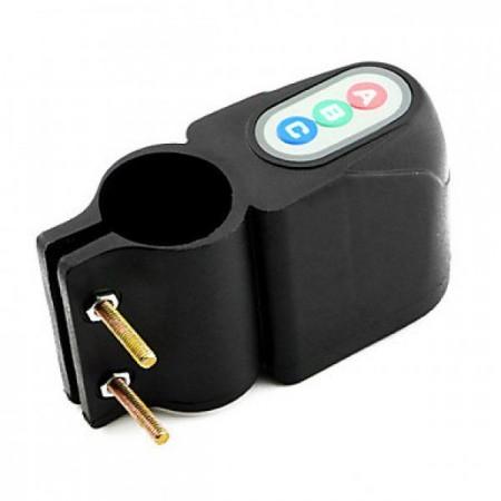 Alarm na kolo s detektorem pohybu (vibrací), 105 dB