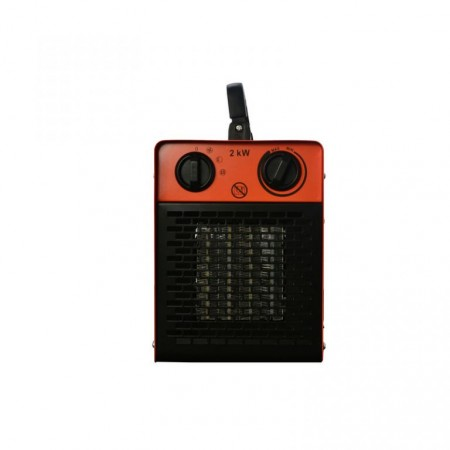 Elektrické topidlo 2kW / 20 m3, termostat, 3 stupně výkonu
