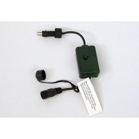 Regulátor pro systém LED světelných řetězů + kabel 20 cm