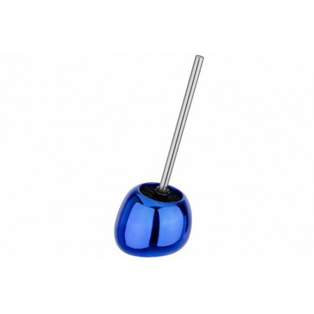 WC štětka Wenko – lesklá modrá