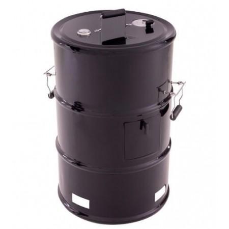Grilovací sud BBQ- grilování / uzení / vaření / pečení, 92x57 cm