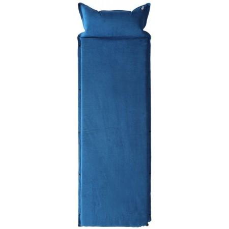 Samonafukovací karimatka + polštářek, 200 x 66 cm, tlouška 5 cm