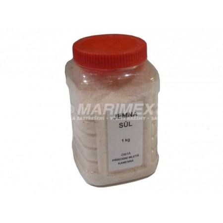 Sůl do koupele přírodní (natural), 1 kg