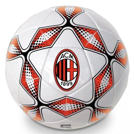 Dětský odlehčený fotbalový míč  A.C. Milan, vel. 5, 300 g