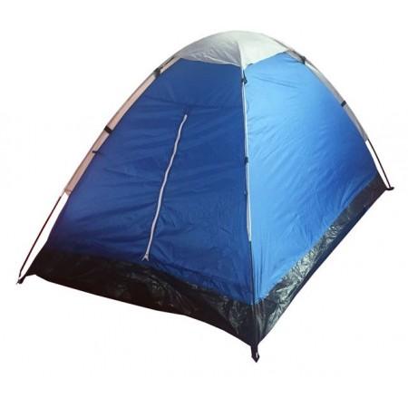 Lehký  jednoplášťový stan kupole pro 2 osoby, 205 x 120 x 100 cm