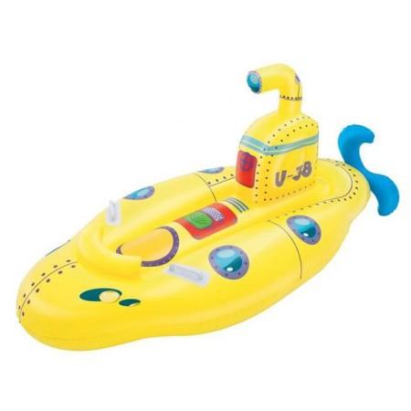 Nafukovací hračka- lehátko na vodu ponorka, 165x86 cm