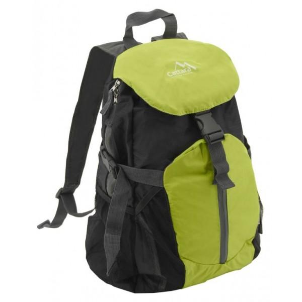 Menší turistický skládací batoh 20L