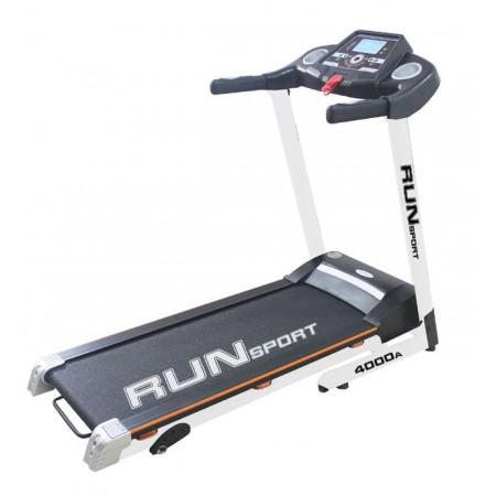 Domácí běžecký pás s 12 programy, 0,8 - 14,8 km/hod, manuální nastavení náklonu