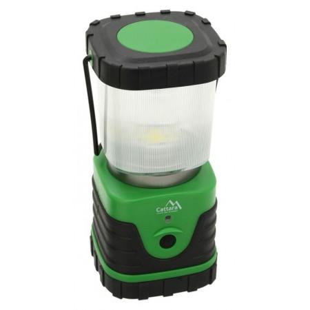 Rozkládací outdoorová svítilna LED, na baterie, 300 lm