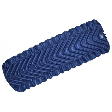 Nafukovací karimatka rolovací, tmavě modrá, 215x69cm