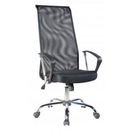 Otočná kancelářská židle se síťovaným potahem