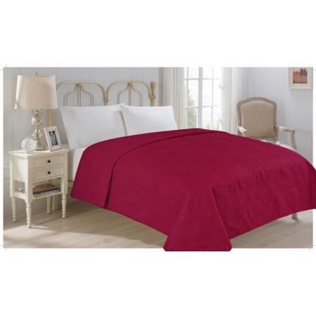 Přehoz přes postel na jednolůžko 140x220 cm, polyester