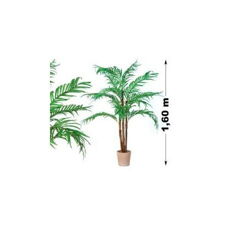 Umělá rostlina jako živá - kokosová palma  cm