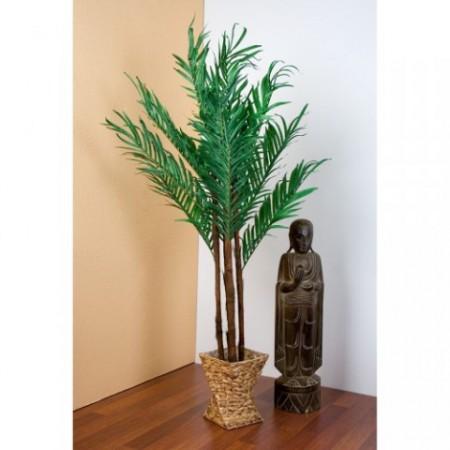 Umělá rostlina jako živá - kokosová palma 160 cm