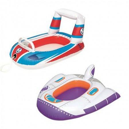 Nafukovací člun pro malé děti do bazénu, 104 cm, náhodný výběr