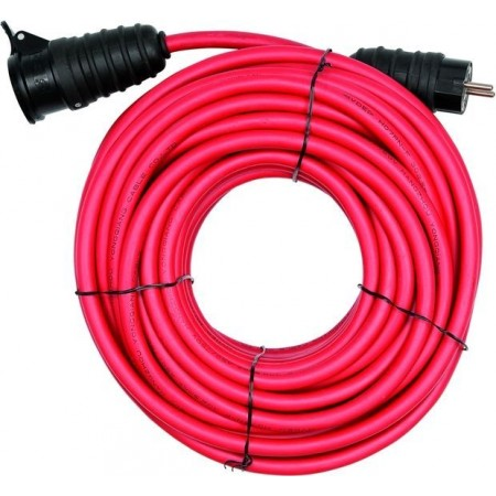 Odolný prodlužovací kabel IP 44, 40 m