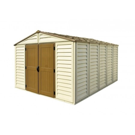 Zahradní domek - DURAMAX WoodBridge Plus