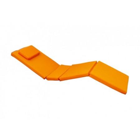 Extra silné polstrování na lehátko, snímatelný, pratelný potah