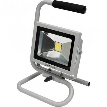 Přenosný reflektor venkovní / vnitřní s vysoce svítivou LED, 20 W, 1400 lm