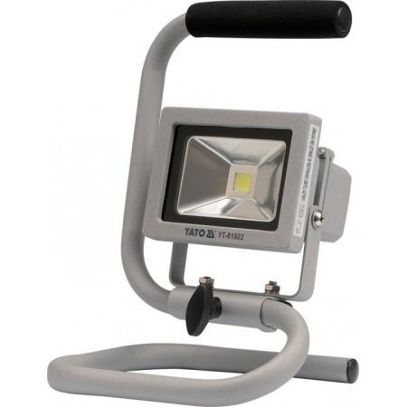Přenosný reflektor venkovní / vnitřní s vysoce svítivou LED, 10 W, 700 lm