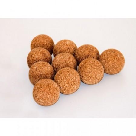 10 ks korkových míčků na stolní fotbal