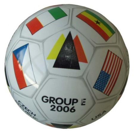 Fotbalový míč s potiskem