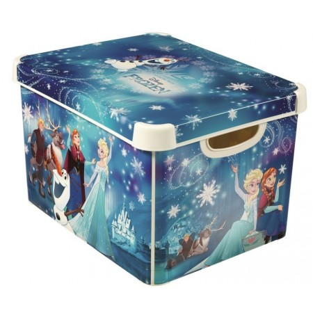 CURVER úložný box DECOBOX - L, FROZEN