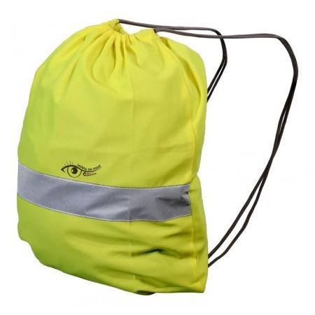 Reflexní batoh / vak žlutý