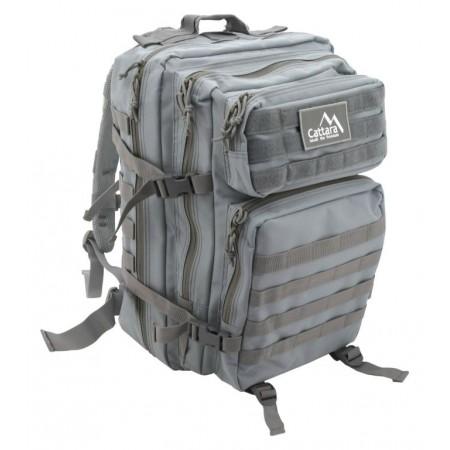 Turistický batoh voděodolný, 45 L, 10 kapes