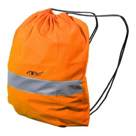 Batoh na záda reflexní 17 L, oranžový